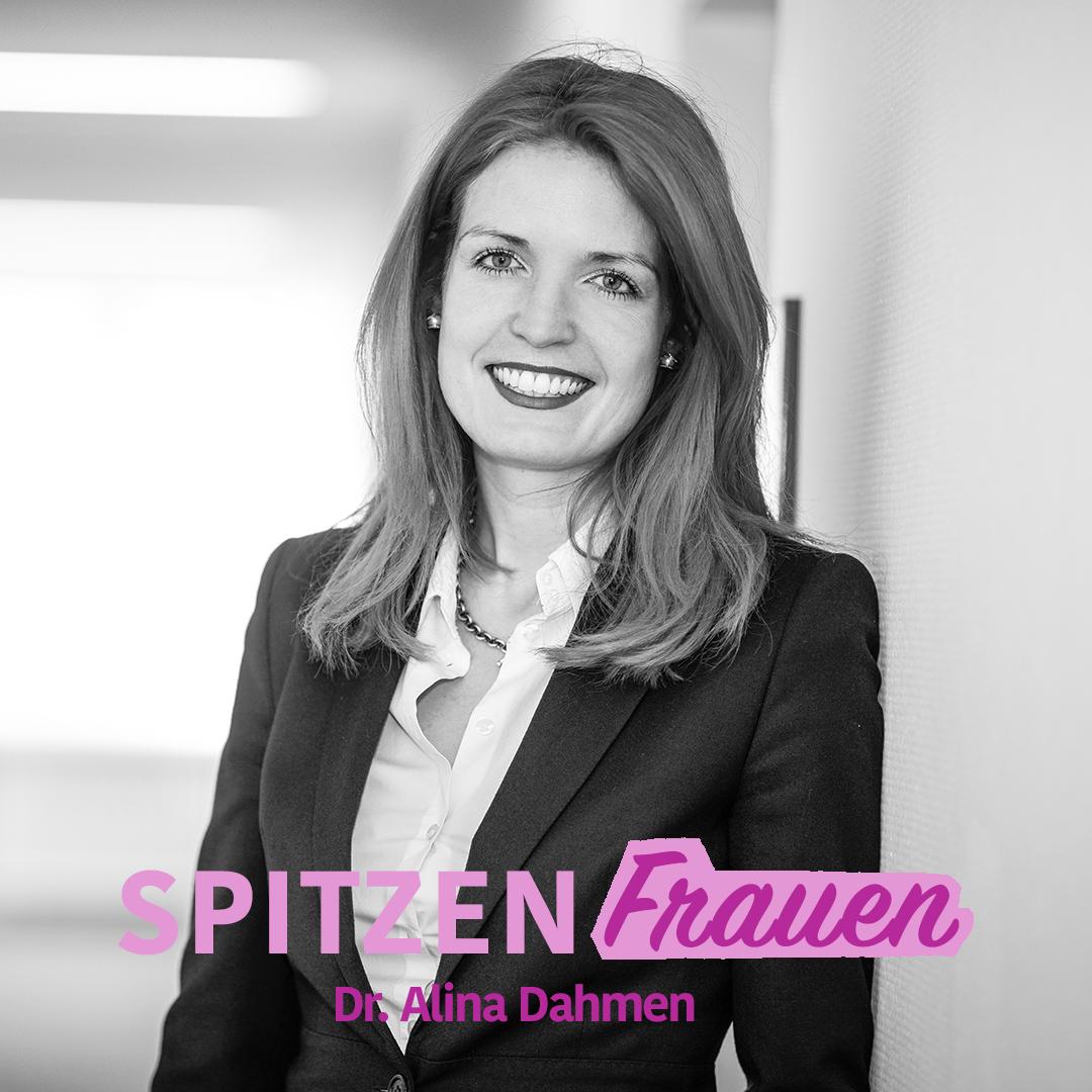 """Dr. Alina Dahmen: """"Warum passen Ökonomie und Medizin doch zusammen?"""""""